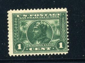 #397 Mint NH F CV$40