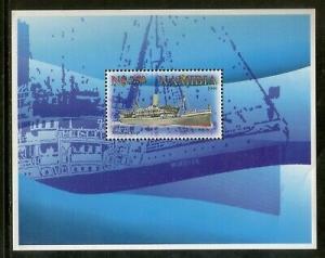 Namibia 1999 Winddhuk Ship Transport Sc 932 MNH # 13301