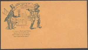 CPI8A THIEF AND TRAITOR PATRIOTIC COVER BL5903