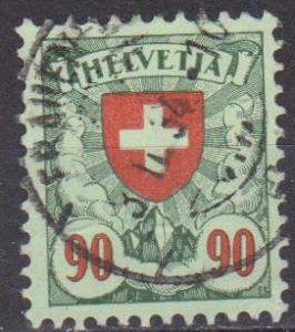 Switzerland #200a F-VF Used CV $3.25 (ST592)