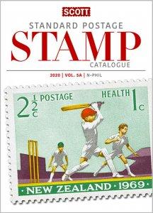 Scott Stamp Catalog 2020 Volume 5A & 5B - COUNTRIES N-SAMOA