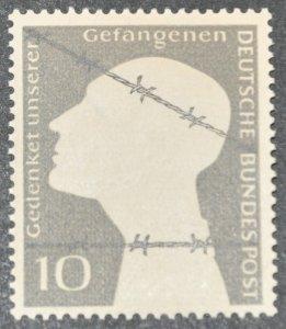 DYNAMITE Stamps: Germany Scott #697 – MNH