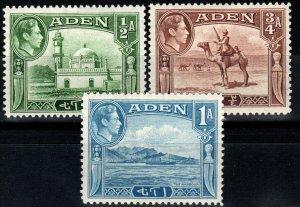 Aden #16-8  F-VF Unused CV $5.65 (X879)