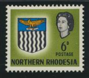 Northern Rhodesia  SG 80 SC# 80 MH - see details