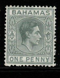BAHAMAS SG150a 1941 1d OLIVE-GREY MTD MINT