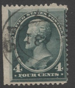 STAMP STATION PERTH US  #211 Used