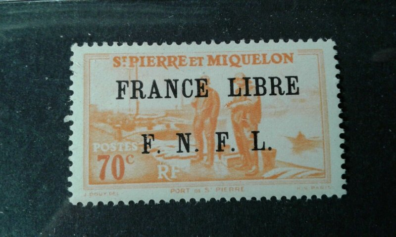 St Pierre #236 MNH e203 7970