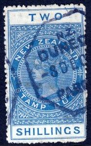 New Zealand - Scott #AR1 - Used - Fault bottom right - SCV $20.00