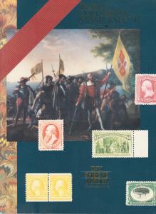 World Columbian Stamp Expo '92, Chicago. Ivy, Shreve & Mader 1992 Auction