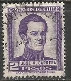 CHILE 293 VFU O689-3