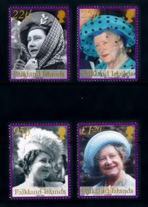 [72062] Falkland Islands 2002 Royalty Queen Mother  MNH