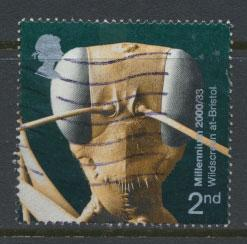 Great Britain SG 2162  Used    - Mind and Matter