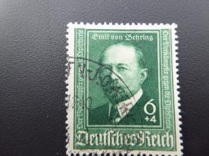 1940 Germany  Deutsches Reich Semi postal  Sc. B186