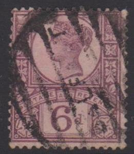 Great Britain QV Sc#119 Used