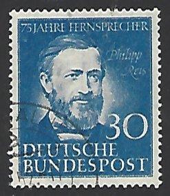 Germany #693 Used Single Stamp cv $14 (U14)