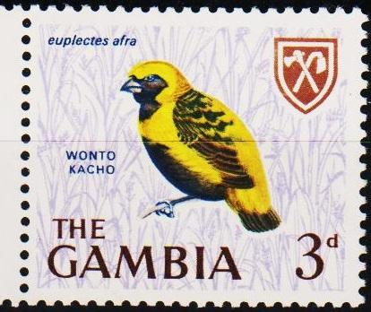Gambia. 1966 3d S.G.237 Unmounted Mint