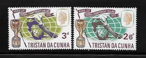 Tristan Da Cunha 1966 World Cup Soccer Omnibus MNH A311