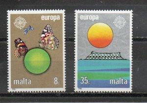 Malta 677-678 MNH