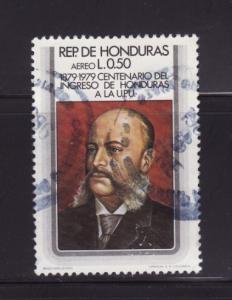 Honduras C671 U UPU, President Marco Aurelio Soto (B)