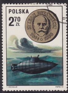 Poland 2007 USED 1973 Stefan Drzewiecki 2.70zł