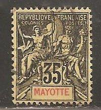 Mayotte  SC  13  Used