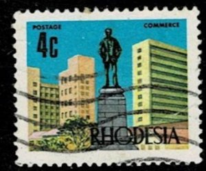 Rhodesia 1973Industrial Development and Sightseeing used