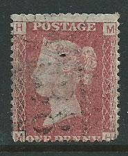 Great Britain - QV SG 43 plate 78
