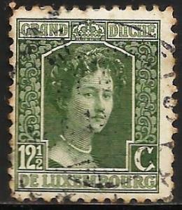 Luxembourg 1914 Scott# 98 Used