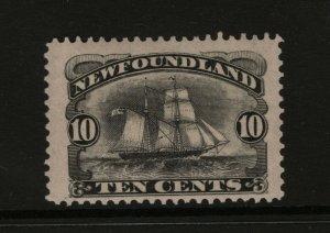 Newfoundland #59 Mint Fine Never Hinged