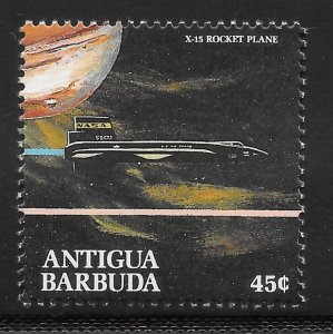 Antigua Mint Never Hinged [8224]