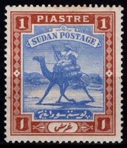 Sudan 1898 Arab Postman 1p [Unused]