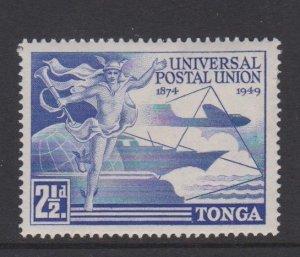Tonga Sc#87 MNH - slight creasing