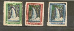DOMINICAN REPUBLIC STAMPS JIMENOA 1946-47 #HA19