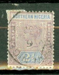 CP: Northern Nigeria 4 used CV $45