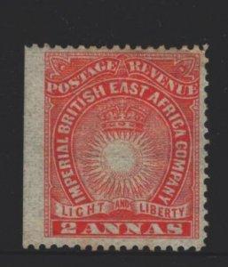 British East Africa Sc#16 MH
