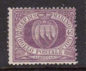 San Marino #17 Mint