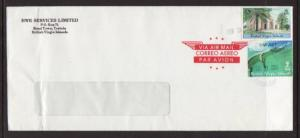 British Virgin Islands 2003 Airmail # 10 Cover