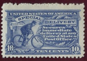 SCOTT E8  -OG/MNH - 12 PERFORATIONS FREE SHIPPING IN U.S.