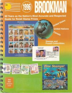 1996-Brookman Guide to Retail Stamp Pricing