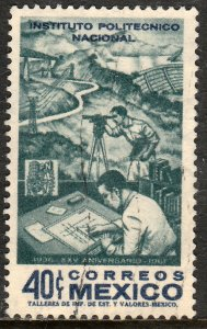 MEXICO 923, 25th Anniversary Natl. Polytechnic Inst USED. VF. (1033)