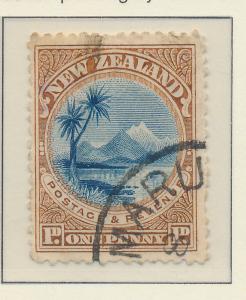New Zealand Stamp Scott #71, Used - Free U.S. Shipping, Free Worldwide Shippi...