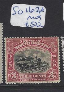NORTH BORNEO  (PP2607B)   3C TRAIN SG 162A   MOG