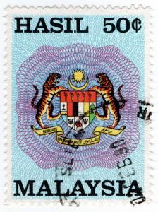 (I.B) Malaysia Revenue : General Duty 50c