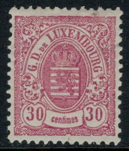 Luxembourg #47*  CV $8.00