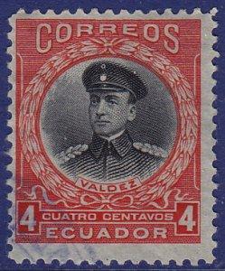 Ecuador - 1915 - Scott #220 - used - Enrique Valdez