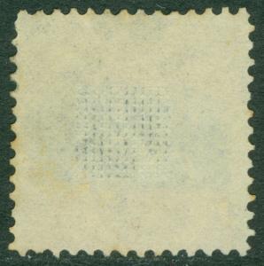 USA : 1869. Scott #118 Used. Nice stamp. Catalog $850.00.