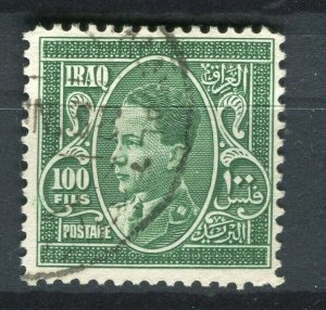 IRAQ; 1934 early Ghazi issue used 100f. value