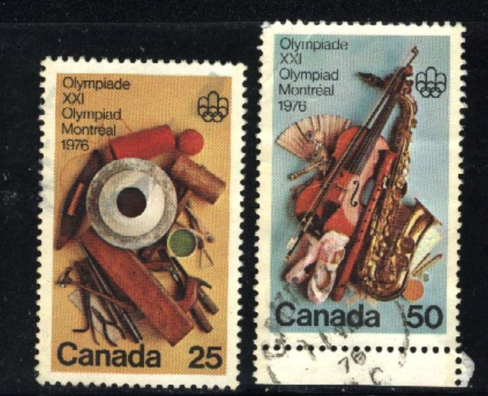 Can #685-86   -1  used VF 1976 PD