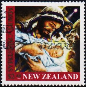 New Zealand. 2011 $2.40  Fine Used