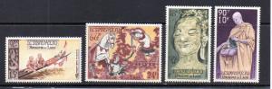 Laos C27-C30 MNH